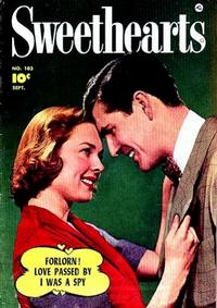 Cover Thumbnail for Sweethearts (Fawcett, 1948 series) #103