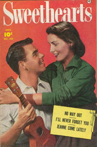 Cover Thumbnail for Sweethearts (Fawcett, 1948 series) #105