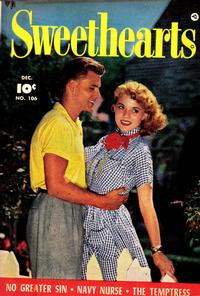 Cover Thumbnail for Sweethearts (Fawcett, 1948 series) #106