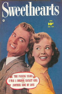 Cover Thumbnail for Sweethearts (Fawcett, 1948 series) #107