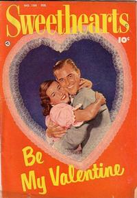 Cover Thumbnail for Sweethearts (Fawcett, 1948 series) #108