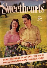Cover Thumbnail for Sweethearts (Fawcett, 1948 series) #109
