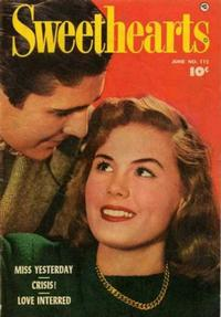 Cover Thumbnail for Sweethearts (Fawcett, 1948 series) #112