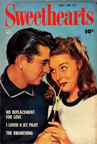 Cover Thumbnail for Sweethearts (Fawcett, 1948 series) #113