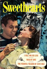 Cover Thumbnail for Sweethearts (Fawcett, 1948 series) #114