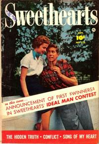 Cover Thumbnail for Sweethearts (Fawcett, 1948 series) #115