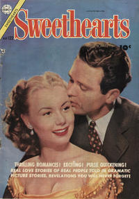 Cover Thumbnail for Sweethearts (Charlton, 1954 series) #122 [22]