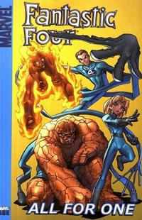 Cover Thumbnail for Marvel Age Fantastic Four (Marvel, 2004 series) #1 - All for One