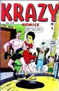 Cover Thumbnail for Krazy Komics (Marvel, 1948 series) #1