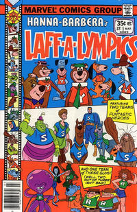 Cover Thumbnail for Laff-A-Lympics (Marvel, 1978 series) #1
