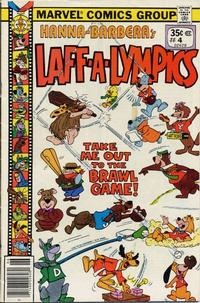 Cover Thumbnail for Laff-A-Lympics (Marvel, 1978 series) #4
