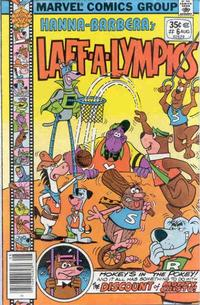 Cover Thumbnail for Laff-A-Lympics (Marvel, 1978 series) #6
