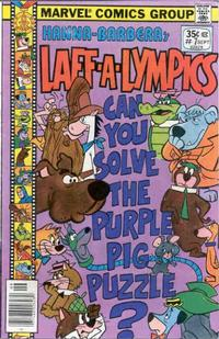 Cover Thumbnail for Laff-A-Lympics (Marvel, 1978 series) #7