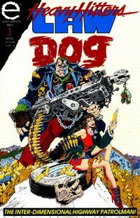Cover Thumbnail for Lawdog (Marvel, 1993 series) #1
