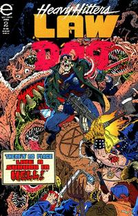 Cover Thumbnail for Lawdog (Marvel, 1993 series) #2