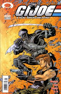 Cover Thumbnail for G.I. Joe (Image, 2001 series) #21 [Cover A]