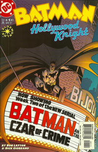 Cover Thumbnail for Batman: Hollywood Knight (DC, 2001 series) #1 [Direct Sales]