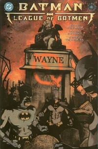 Cover Thumbnail for Batman: League of Batmen (DC, 2001 series) #1