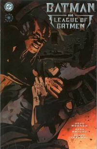 Cover Thumbnail for Batman: League of Batmen (DC, 2001 series) #2