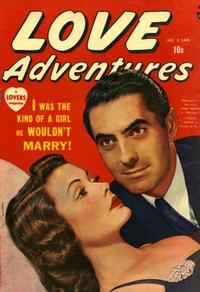 Cover Thumbnail for Love Adventures (Marvel, 1949 series) #2