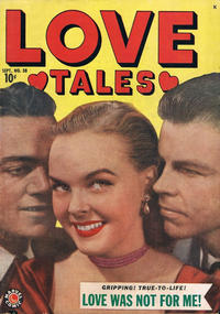 Cover Thumbnail for Love Tales (Marvel, 1949 series) #38