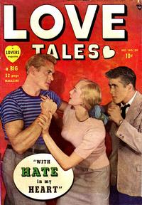 Cover Thumbnail for Love Tales (Marvel, 1949 series) #39