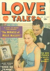 Cover Thumbnail for Love Tales (Marvel, 1949 series) #42