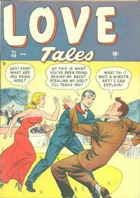 Cover Thumbnail for Love Tales (Marvel, 1949 series) #44
