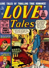 Cover Thumbnail for Love Tales (Marvel, 1949 series) #51