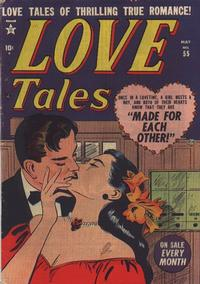 Cover Thumbnail for Love Tales (Marvel, 1949 series) #55