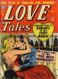 Cover Thumbnail for Love Tales (Marvel, 1949 series) #56