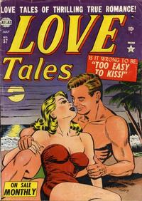 Cover Thumbnail for Love Tales (Marvel, 1949 series) #57