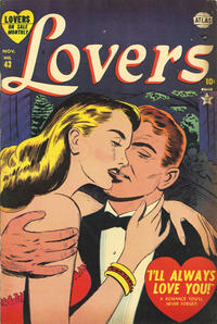 Cover Thumbnail for Lovers (Marvel, 1949 series) #43
