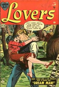 Cover Thumbnail for Lovers (Marvel, 1949 series) #46
