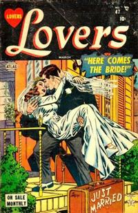 Cover Thumbnail for Lovers (Marvel, 1949 series) #47