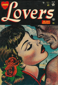 Cover Thumbnail for Lovers (Marvel, 1949 series) #49
