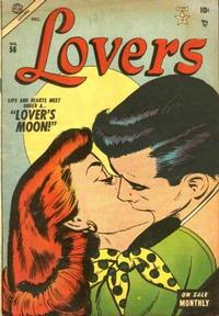 Cover Thumbnail for Lovers (Marvel, 1949 series) #56