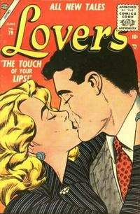 Cover Thumbnail for Lovers (Marvel, 1949 series) #79