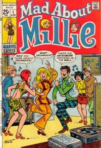 Cover Thumbnail for Mad About Millie (Marvel, 1969 series) #1