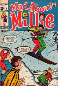 Cover Thumbnail for Mad About Millie (Marvel, 1969 series) #2