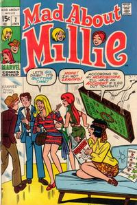 Cover Thumbnail for Mad About Millie (Marvel, 1969 series) #7