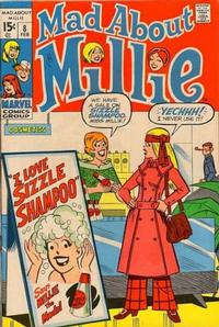 Cover Thumbnail for Mad About Millie (Marvel, 1969 series) #8