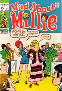 Cover Thumbnail for Mad About Millie (Marvel, 1969 series) #9