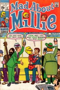 Cover Thumbnail for Mad About Millie (Marvel, 1969 series) #12