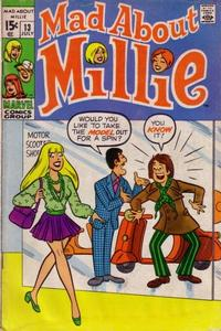Cover Thumbnail for Mad About Millie (Marvel, 1969 series) #13