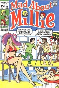 Cover Thumbnail for Mad About Millie (Marvel, 1969 series) #15