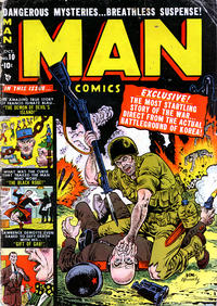 Cover Thumbnail for Man Comics (Marvel, 1949 series) #10