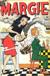 Cover Thumbnail for Margie Comics (Marvel, 1946 series) #35