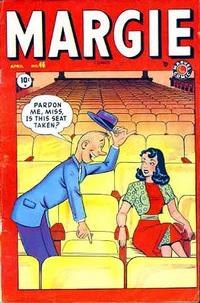 Cover Thumbnail for Margie Comics (Marvel, 1946 series) #46