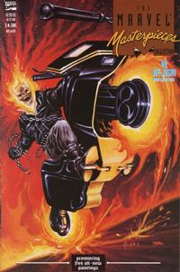 Cover for The Marvel Masterpieces Collection (Marvel, 1993 series) #2